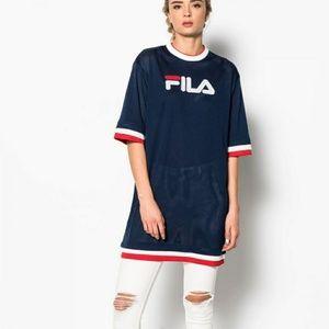 Fila Mesh Sports Dress NWT Size Large